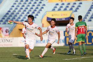Tuyển thủ U23 tỏa sáng, Thể Công chính thức 'hồi sinh'