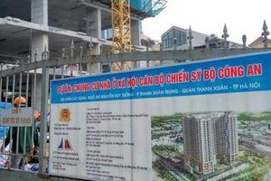 Chủ đầu tư 'cắm' ngân hàng cả dự án nhà ở xã hội đã bàn giao cho khách hàng