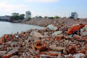 Cận cảnh dự án lấp đầm trái phép khiến Bí thư Bình Định 'nổi giận'