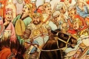 Tống Giang tạo ra 'bảng xếp hạng' 108 anh hùng Thủy Hử như thế nào?