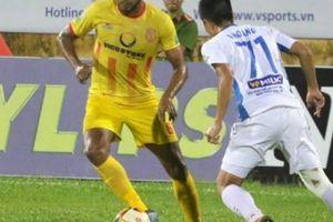 HAGL tiếp tục đối mặt 'bão chấn thương' sau trận thắng Nam Định