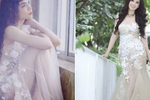 Mai Phương Thúy, Hà Hồ và loạt sao Việt từng diện váy cưới xuyên thấu