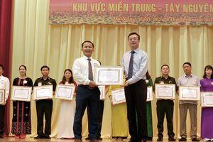 23 thí sinh đạt Giải 'Giảng viên lý luận chính trị giỏi'