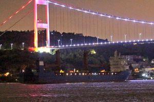 Tàu hàng lớn của Nga hướng về Syria, khả năng chở hệ thống phòng thủ S-300