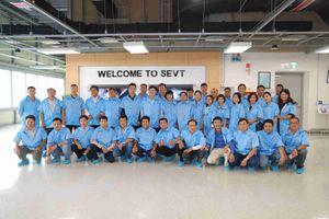 Hội Nhà báo Việt Nam thăm và giao lưu với Công ty Samsung Việt Nam
