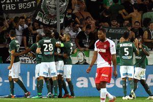 Ligue 1: AS Monaco rơi tự do xuống đáy bảng xếp hạng