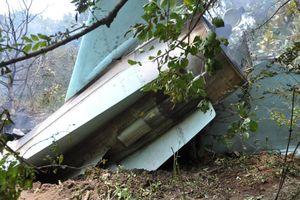 Chiến đấu cơ Nigeria rơi, 1 phi công thiệt mạng