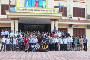 Bộ Tư pháp: Lớp bồi dưỡng lãnh đạo cấp Phòng đi thực tế tại Bắc Ninh