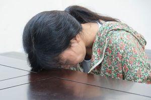 Người phụ nữ trình báo con gái nghi bị bán sang Trung Quốc