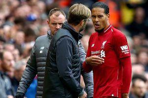Liverpool nín thở chờ 'lá chắn thép' trước đại chiến Chelsea
