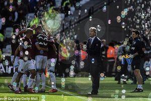 West Ham vs M.U Quỷ đỏ sa lầy