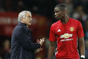 Muốn giữ ngôi sao Pogba, M.U phải 'trảm' Mourinho?