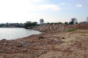 Doanh nghiệp lấn trái phép 7.400 m2 đầm Thị Nại