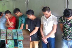 Triệt phá đường dây đánh bạc online 600 tỉ đồng ở Thanh Hóa
