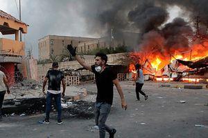 Mỹ di tản nhân viên ngoại giao khỏi Nam Iraq 'vì sợ Iran tấn công'