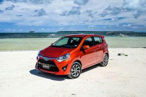 Có nên mua Toyota Wigo giá 345 triệu đồng?