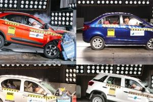 5 chiếc ô tô an toàn nhất giá dưới 300 triệu dành cho người Ấn