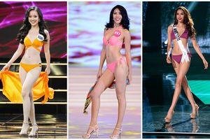 Đây là những người đẹp 'thiện chiến' nghiện thi Hoa hậu nhất showbiz