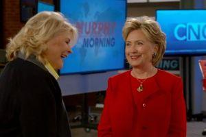 Hillary Clinton bất ngờ vào vai phụ trong phim truyền hình