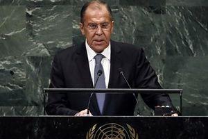 Ngoại trưởng Nga và Syria thảo luận về tình hình ở tỉnh Idlib
