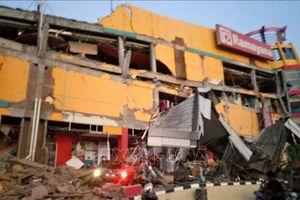 Điện thăm hỏi về trận động đất và sóng thần tại thành phố Palu, Indonesia