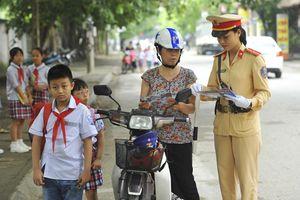 Tuyên truyền sinh động, dễ hiểu về an toàn giao thông cho học sinh miền núi