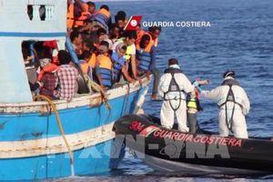 Italy chưa ký thỏa thuận với Đức về phân bổ ngươi di cư