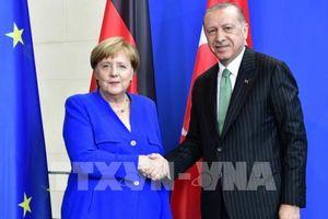 Đức và Thổ Nhĩ Kỳ muốn 'hàn gắn' quan hệ song phương