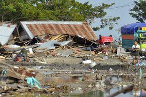 Chùm ảnh: Thành phố biển Palu của Indonesia thành bình địa sau thảm họa kép