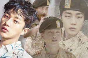 Thoát kiếp vai phụ, Binh nhất Kim Gi Bum của 'Hậu duệ mặt trời' lần đầu đóng chính trong phim mới của KBS