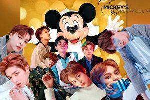 NCT 127 sẽ xuất hiện trên sóng truyền hình Mỹ, hát mừng sinh nhật 90 năm của Mickey Mouse