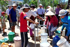 Quảng Ngãi: Cấp thiết nâng cấp hệ thống cấp nước sạch xã Tịnh Thiện