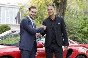 Porsche đầu tư 80 triệu USD vào công nghệ màn hình tương tác ảo 3 chiều