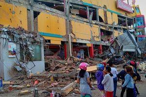 Động đất, sóng thần ở Indonesia: Số người chết tăng vọt lên 384