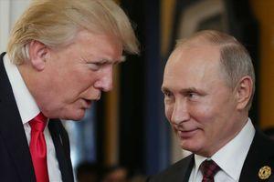 Tổng thống Trump được mời đến thăm Nga