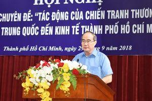 TP.HCM cần làm gì ứng phó chiến tranh thương mại Mỹ - Trung Quốc?
