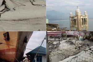Thảm họa sóng thần Indonesia: Tàu bị cuốn lên bờ, nhiều người trèo cây cao 6 m để chạy trốn