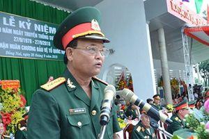 Sư đoàn 309 Quân đoàn 4: Kỷ niệm 40 năm ngày thành lập