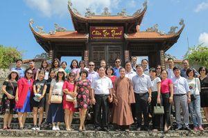 Công đoàn Bộ Văn hóa, Thể thao và Du lịch đến từ thiện và thực tế tại tỉnh Lạng Sơn
