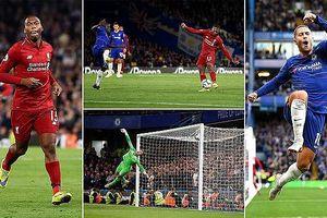 Sturridge ghi siêu phẩm, Liverpool níu lại 1 điểm trên sân Chelsea