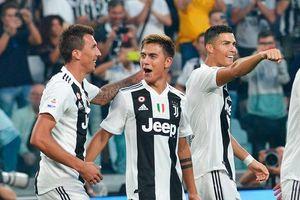 Gạt áp lực hậu trường, Ronaldo tỏa sáng nâng bước Juventus