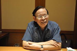 Nhà báo Hồng Vinh: Chỉ tình người đọng lại