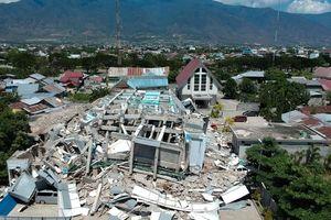 Động đất Indonesia: Số người chết đã lên tới 832 người