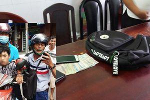'Hiệp sĩ' Tân Bình đeo bám bắt tên cướp 16 tuổi