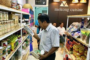 Cần Thơ: Khai trương Cửa hàng Đặc sản Mekong