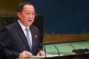 Triều Tiên công khai 'nhắc nhở' Mỹ trước Đại hội đồng Liên Hợp Quốc
