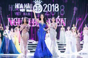 Người đẹp từng 'vượt mặt' Hoa hậu Tiểu Vy là ai?