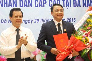 Bổ nhiệm Phó Chánh án TAND cấp cao tại Đà Nẵng