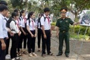 Giáo dục phòng, tránh tai nạn bom mìn tại Kon Tum