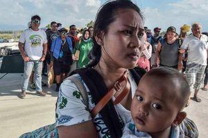 Động đất - sóng thần ở Indonesia: Số người chết có thể lên tới hàng ngàn